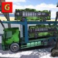 卡车运输停车场模拟游戏官方版 v1.0