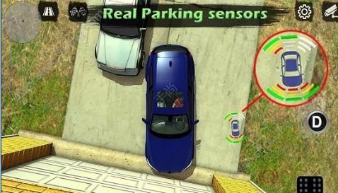 手动挡停车场中文版图3