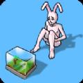 抖音上养殖奇怪动物游戏安卓手机版(Weird Aquarium) v1.43