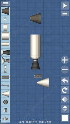 航天模拟器流浪地球完整图纸版本图3