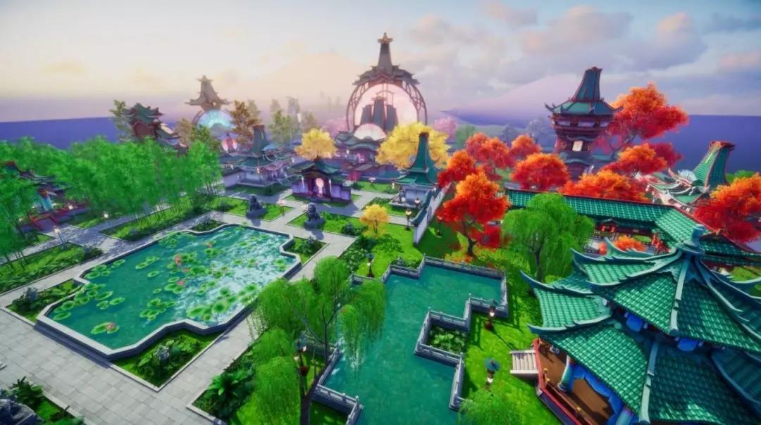 完美世界手游全新家园系统玩法一览 家园系统特色介绍[多图]